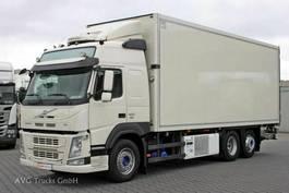 koelwagen vrachtwagen Volvo FM 460 ATP Doppelstock TK-Spectrum Lenkachse LBW 2014