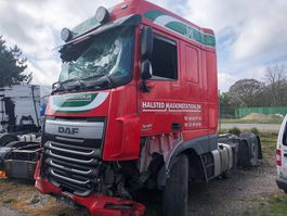 As vrachtwagen onderdeel DAF AAS1347 - 2.80 2017