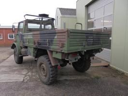 leger vrachtwagen Unimog U1300 L