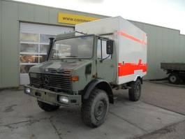 leger vrachtwagen Unimog 435 1984