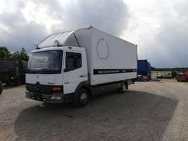 bakwagen vrachtwagen Mercedes-Benz ATEGO 815. ( 6 Nuts Axel )