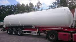silo oplegger LAG Silo / bulk OOK TE HUUR 60 m3 elec / Hydraulic Tipping system 2018