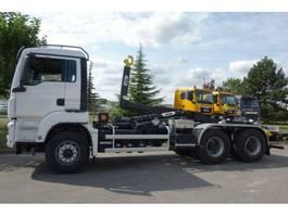 kipper vrachtwagen > 7.5 t MAN TGS 33.430 6x6 Abrollkipper Hyva 2020