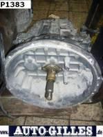 Versnellingsbak vrachtwagen onderdeel Volkswagen Getriebe 5GG VW-MAN 8.150 etc. LKW Getriebe 1987