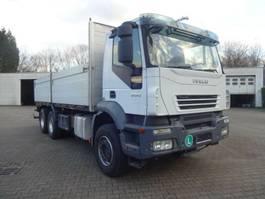 open laadbak vrachtwagen Iveco AD380T50 Pritsche 6x4 2007