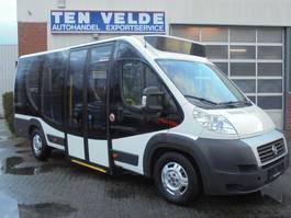 stadsbus Fiat Ducato Rollstuhl Citybus 2013