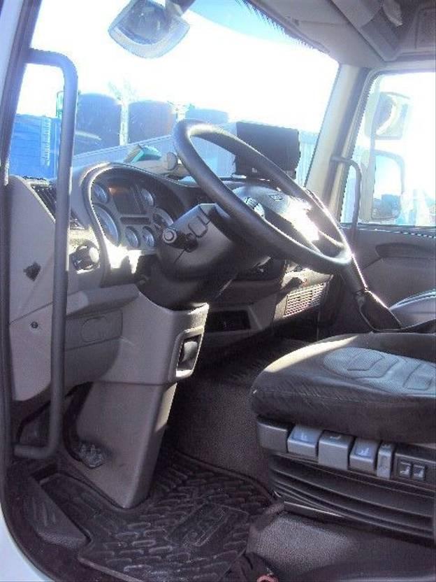 koelwagen vrachtwagen DAF 45 Tiefkühl 11,9 to EEV BL Schalt ThermoKing LBW 2012