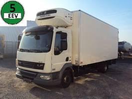 bakwagen vrachtwagen DAF 45 Tiefkühl 11,9 to EEV BL Schalt ThermoKing 2012