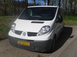 gesloten bestelwagen Renault TRAFIC   GB 2.0dCi 90PK L1H1 2014