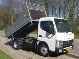 kipper bedrijfswagen Fuso CANTER 2015