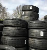 banden vrachtwagen onderdeel Pirelli 385/65r225 Base ST01 novatread
