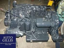 Motor vrachtwagen onderdeel MAN Motor D 0826 LUH 13 / D0826LUH13 1996