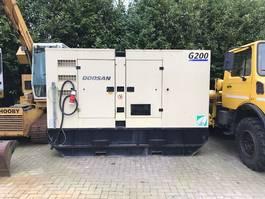 generator Doosan G200 2012