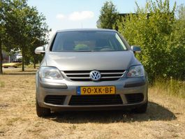 sedan auto Volkswagen Golf Plus 2007