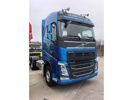 chassis cabine vrachtwagen Volvo FH480, 6x2, Manual gearbox, Full steel, 2018 2017