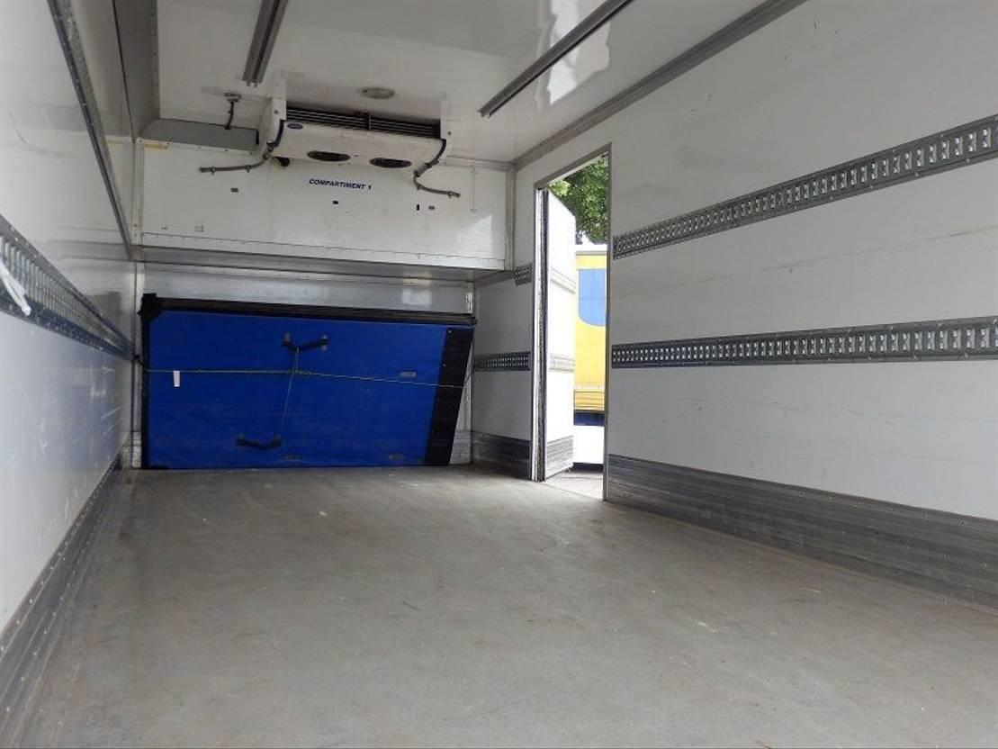 koelwagen vrachtwagen MAN TGL220 BL 2016