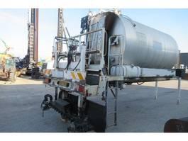 bitumensprayer vrachtwagen Maguin Epan 8000 Bitumen Sprayer on Hookarm System 2002