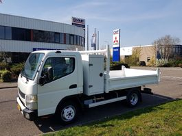 kipper bedrijfswagen Mitsubishi Canter CANTER 2014
