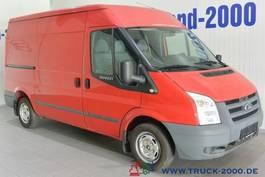 gesloten bestelwagen Ford Transit 115T300 Hoch Lang *TÜV NEU* AHK 2.8 to 2011