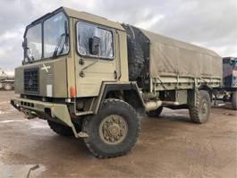 leger vrachtwagen Saurer Saurer 6DM 4x4 truck Ex army 1985