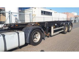container chassis oplegger Pacton 20 ft. chassis 1990