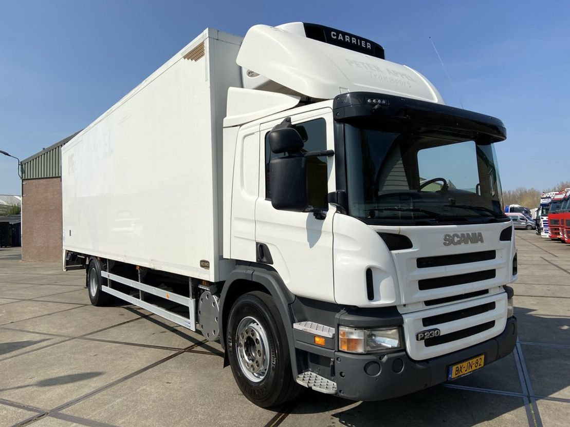 koelwagen vrachtwagen Scania P230 B 4X2 Euro 5 Carrier | OptiCruise | LBW 2010