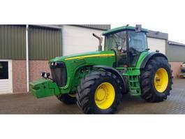 standaard tractor landbouw John Deere 8320 Powershift 2002