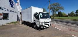 bakwagen vrachtwagen Mitsubishi Fuso Canter 3C15