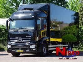 bakwagen vrachtwagen > 7.5 t Mercedes Benz ACTROS 1927 6-SEATS NAVI AC CAMERA LIFT 2000 kg 2016