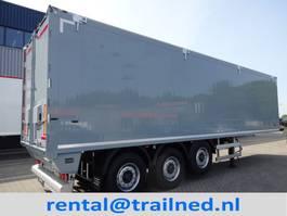 walking floor oplegger Knapen Trailers K200 - 70m3 Agrar 6 mm floor 2020