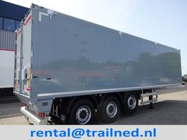 walking floor oplegger Knapen Trailers K200 - 70m3 Agri 6 mm floor 2021