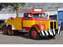 takelwagen-bergingswagen-vrachtwagen Scania LT110 1969