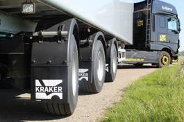 walking floor oplegger Kraker Trailers K-Force X1 stuuroplossingen vanuit voorraad leverbaar 2020