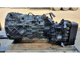 Versnellingsbak vrachtwagen onderdeel DAF ZF GEARBOX 1801237 12AS2331 INTARDER 2012