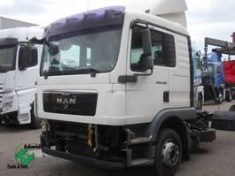 cabine - cabinedeel vrachtwagen onderdeel MAN TGM 12.250 SLAAP UITVOERING