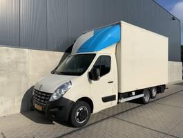 be trekker bedrijfswagen Renault Master 2012