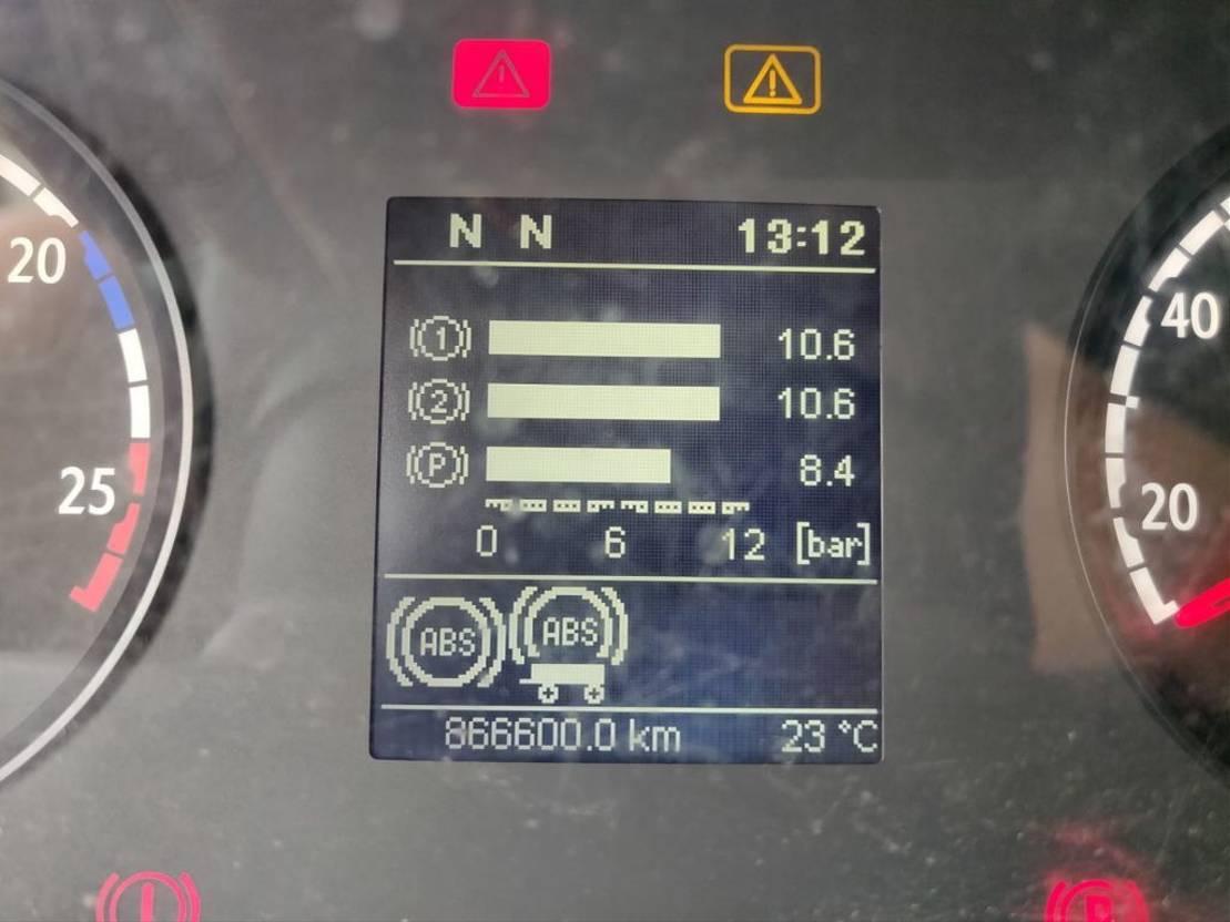 gevaarlijke stoffen trekker Scania R480 Topline / Retarder / ADR 2010