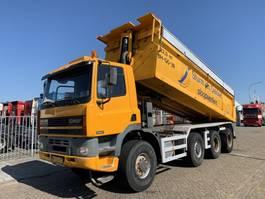 kipper vrachtwagen > 7.5 t Ginaf M 4446 -TS 430 Ati 8x6 22M3 Tipper 1999