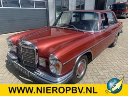 sedan auto Mercedes-Benz 280S 280S 1971
