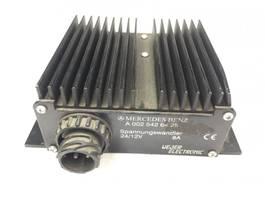 Elektra vrachtwagen onderdeel Weber Voltage Converter
