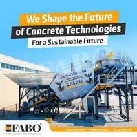 betonmixinstallatie READY ON STOCK !! 60m3/h NEW GENERATION MOBILE CONCRETE PLANT Mobile 2020