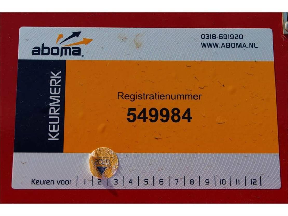 mobiele torenkraan Spierings SK1265-AT6 Valid Aboma Inspection Till 02-2020, 12 2007