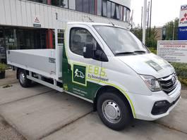 platform bedrijfswagen Maxus EV80 / 100% ELEKTRISCH / EBS by BOONSTOPPEL 2020