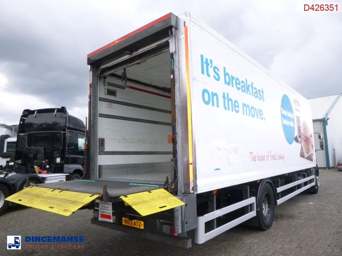 koelwagen vrachtwagen DAF LF 55 220 4X2 RHD Thermoking T-1000R frigo 2013