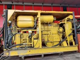 Motor vrachtwagen onderdeel DAF type 615Turbo