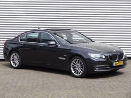 sedan auto BMW 740D XDRIVE INDIVIDUAL DVD-ENTERTAINMENT 2013