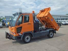 kipper vrachtwagen > 7.5 t Multicar Fumo M30 4x4 KIPPER KLIMA Standheizung 2009