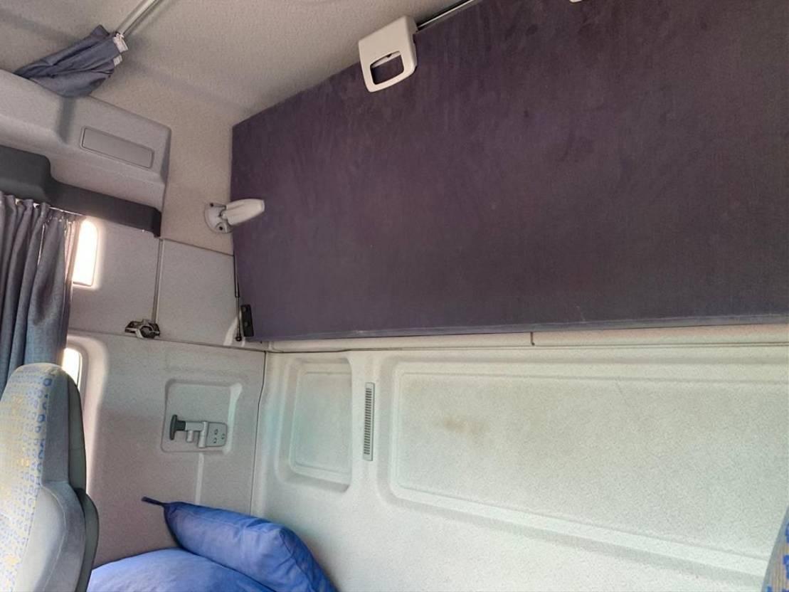 platform vrachtwagen MAN TGA 410 XXL BALLASTTRUCK 2001