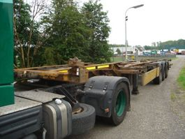 container chassis oplegger Pacton T3-007/1X40/2X20/1X30 2002