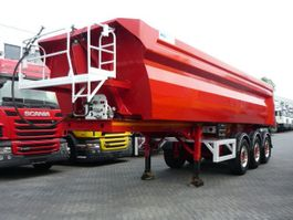 kipper oplegger Mol KS 85 3Axle Tipper Trailer 2011